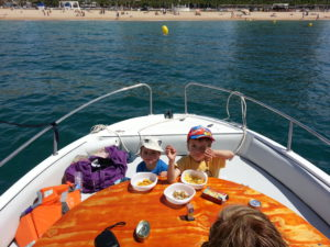 Iniciem el lloguer d'embarcacions (Easy Boat)