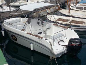 Embarcació ALEXIA Multiboat