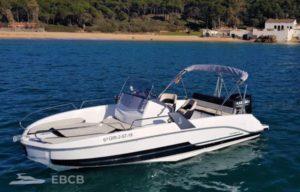 Nova embarcació de pràctiques