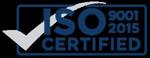 ¡Obtenemos la ISO 9001!