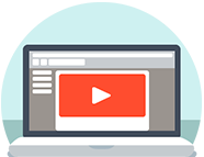 Creació de cursos de navegació per video